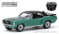 "Ford Mustang ""Especial esquí"" (1967) Greenlight 1/64"