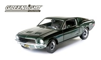"Ford Mustang GT Fastback ""Bullitt"" (1968) GreenLight 1/18"