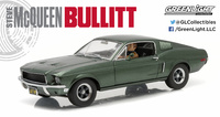 Ford Mustang GT Fastback con figura