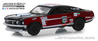 Ford Mustang Mach 1 nº 369 (1967) Greenlight 1/64