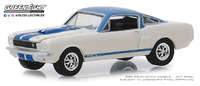 Ford Mustang Shelby GT Prototipo 001 - Lote subasta 1406 (1966) Greenlight 1/64
