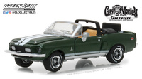 "Ford Mustang Shelby GT500KR Convertible ""Gas Monkey"" (1968) Greenlight 1/64"