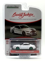 Ford Shelby GT350R Chasis 001 Barret Jackson Lote nº 3008 (2015) Greenlight 1/64