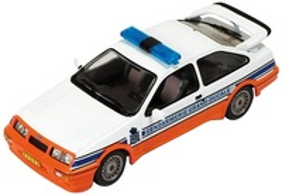 """Ford Sierra Cosworth """"Policia de Luxemburgo"""" (1990) Replicars 1:43"""