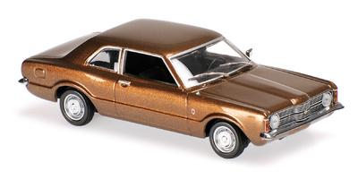 Ford Taunus (1970) Maxichamps 1/43