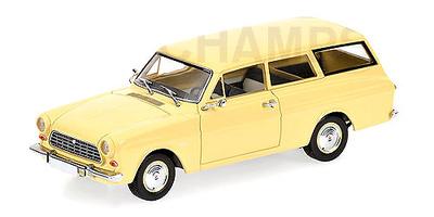 Ford Taunus 12M Break (1962) Minichamps 1/43