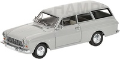 Ford Taunus 12M P4 Turnier (1962) Minichamps 1/43