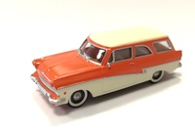 Ford Taunus 17M Kombi  (1957) Brekina 1/87