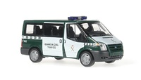 "Ford Transit ""Guardia Civil deTráfico"" Rietze 1/87"