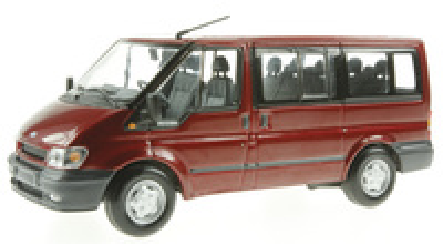 Ford Transit Tourneo Combi (2001) Minichamps 1/43