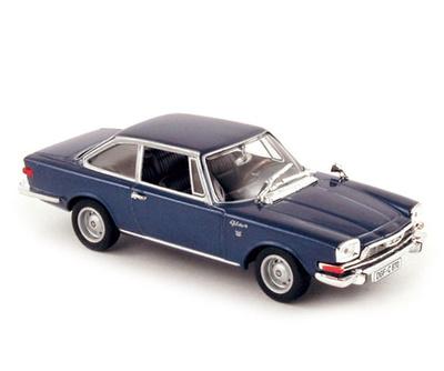 GLAS V8 2600 (1967) Norev 1/43