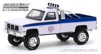GMC K-2500 BFGoodrich (1985) Greenlight 1/64