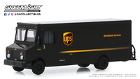 "GMC Mail Delivery Vehicle ""UPS"" (2019) Greenlight 1/64"