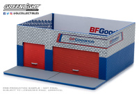 Garage neumáticos BF Goodrich Greenlight 1/64