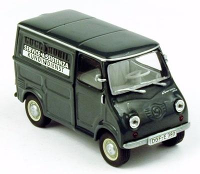 Goggomobil TL250 Furgoneta (1963) Norev 1/43