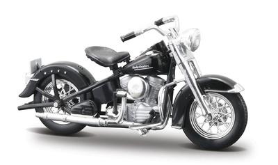 Harley Davidson 74FL Hydra Glide (1953) Maisto 1/18