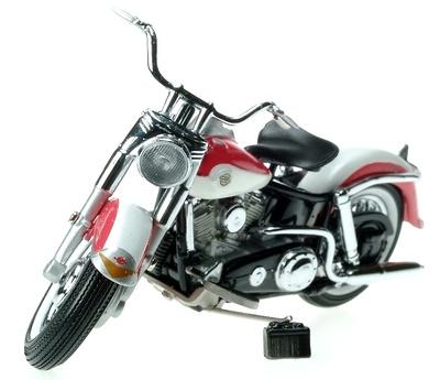 Harley Davidson Duo Glide (1958) Franklin Mint 1/24