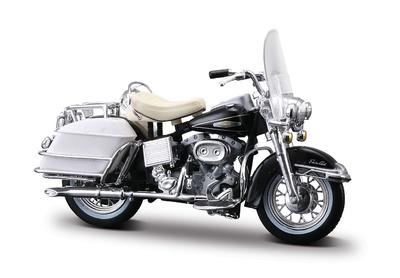 Harley Davidson FLH Electra Glide (1968) Maisto 1/18