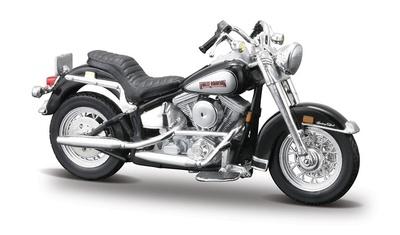 Harley Davidson FLST Heritatge Softail Evolution (1986) Maisto 1/18