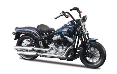 Harley Davidson FLSTSB Cross Bones (2008) Maisto 1/18