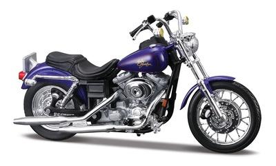 Harley Davidson FXDL Dyna Low Rider (2000) Maisto 1/18
