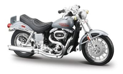 Harley Davidson FXS Low Rider (1977) Maisto 1/18