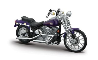 Harley Davidson FXSTS Springer Softail (1999) Maisto 1/18