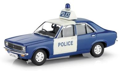 "Hillman Avenger ""Avon & Somerset Police"" (1970) Corgi 1/43"