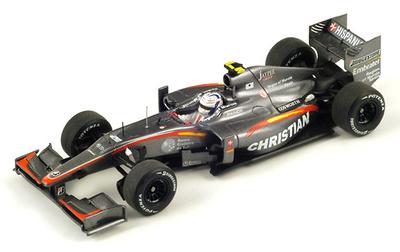 "Hispania F110 ""GP. Brasil"" nº 20 Christian Klien (2010) Spark 1/43"