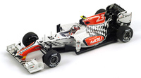 "Hispania F111 ""GP. China"" nº 23 Vitantonio Liuzzi (2011) Spark 1/43"