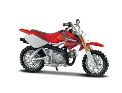Honda CRF 50F Maisto 1/18