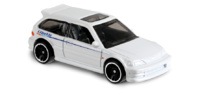 Honda Civic EF -Speed Graphics- (1990) Hot Wheels 1/64