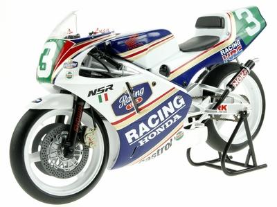 Honda NSR250 nº 3 Luca Cadalora (1991) Altaya 1/12