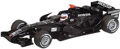 "Honda RA106 ""Testcar"" nº 11 Rubens Barrichello (2006) Minichamps 1/43"