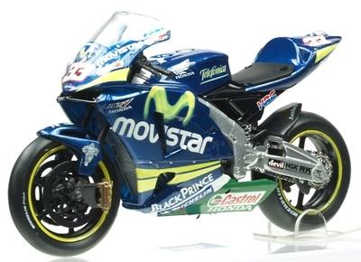 Honda RC211V nº 33 Marco Melandri (2005) Italeri 1/22