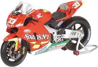Honda RC211V nº 33 Marco Melandri (2006) Minichamps 1/12