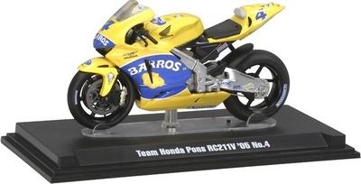 Honda RC211V nº 4 Alex Barros (2005) Tamiya 1/24