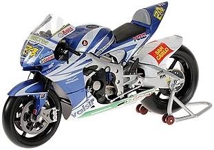 Honda RC212V nº 24  Toni Elias (2007) Minichamps 1/12