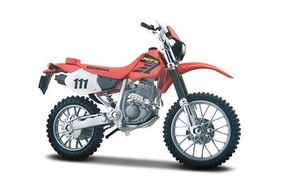 Honda XR400R Maisto 1/18
