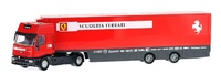 Iveco LD Transporte Oficial Ferrari (2000) Old Cars 1/43