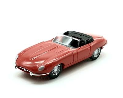 Jaguar E-Type (1961) Wiking 1/87