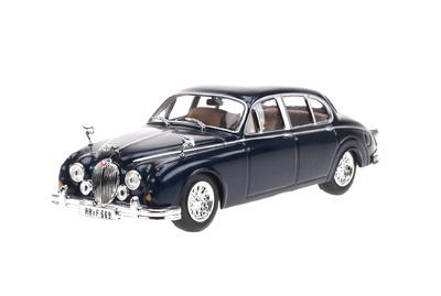 Jaguar Mk II (1959) White Box 1/43