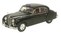 "Jaguar Mk VII M ""Police Worcestershire Constabulary"" (1954) Oxford 1/43"