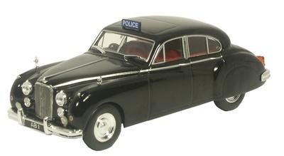 "Jaguar Mk VII M ""Police Worcestershire Constabulary"" (1954) Oxford 1/43"