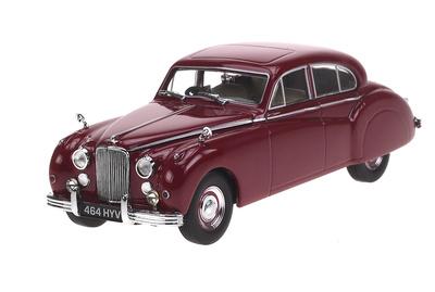 "Jaguar Mk VII M ""Reina Madre"" (1954) Oxford 1/43"