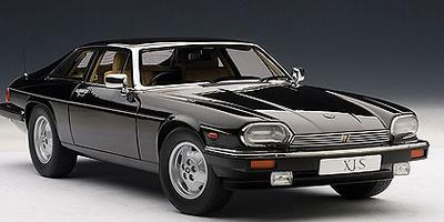 Jaguar XJS Coupé (1986) Autoart 1/18