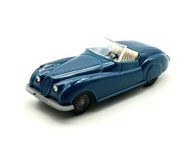 Jaguar XK 120 (1948) Wiking 1/87