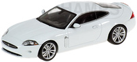"Jaguar XK Coupé ""White Edition"" (2005) Minichamps 1/43"
