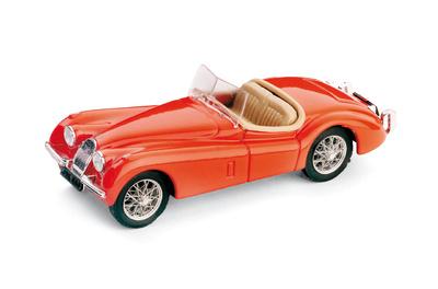 Jaguar XK120 Roadster Abierto (1948) Brumm 1/43