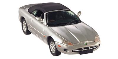 Jaguar XK8 Convertible (1996) Vitesse 1/43